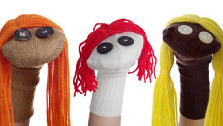 Créer ses propres marionettes